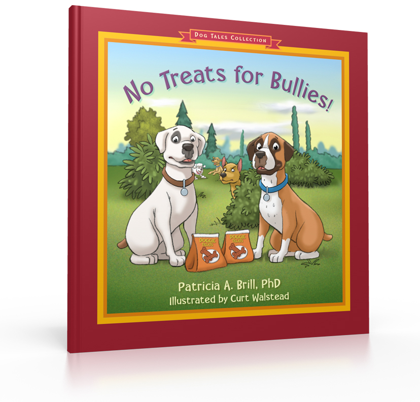No Treats for Bullies Cover Image